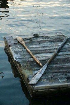 Pond Raft