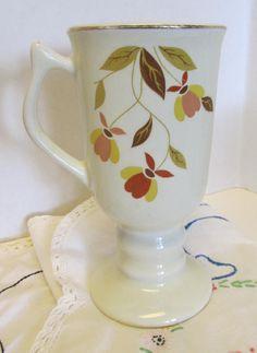 Vintage+Jewel+Tea+Company++Hall+Autumn+Leaf++Irish