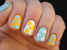 Welcome to YUMMY NAILS nail art images all at your fingertips! Featuring amateur & professional nail art from all over the world Nail Art Blog, Nail Art Hacks, Cute Nails, Pretty Nails, Nail Art Photos, Opi Nails, Accent Nails, Nail Arts, Nails Inspiration