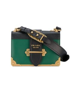 7f9084e898a4 PRADA PRADA - CAHIER SHOULDER BAG .  prada  bags  shoulder bags  leather