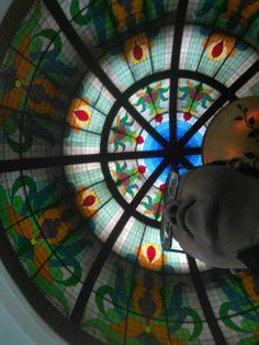 atap lobby Hotel mercure jakarta kota