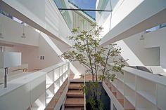 Machi House, Hiroshima, Japan // UID Architects.