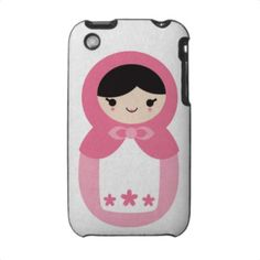 Want this Matryoshka phone case - wish it was available for Android phones :(