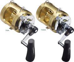 Shimano Tiagra, Tiagra A, Tiagra Reel, Shimano Reel, Shimano Fishing Reel - TackleDirect