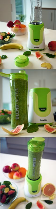Blend-Active Grapefruit and Spinach Detox Juice Recipe http://www.turnonyourcreativity.com/recipes/blend-active-grapefruit-spinach-detox-juice