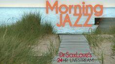 Morning Music - Dr. SaxLove's Lakeside Smooth Jazz - Music for waking up
