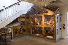 Doll House at P. Buckley Moss museum in Waynesboro | Flickr - Photo Sharing!