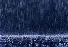 Lashings of rain