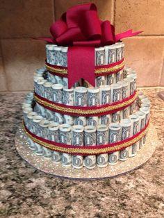 708 Best Money Cake Images In 2018 Money Cake Birthday Cakes
