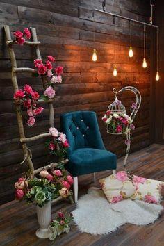 Интерьерная фотостудия Fusion - отзывы, фото, ц. Night Garden, Diy Room Decor, Home Decor, Interior Photo, Deco Table, Photo Studio, Event Decor, Wedding Decorations, House Design