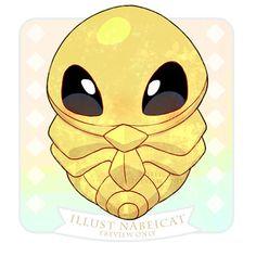 Chibi kakuna Cat Pokemon, Pokemon Sketch, Pokemon Dragon, Mega Pokemon, Pokemon Pins, Pokemon Fan Art, Pikachu, Pokemon Pokedex, Cute Pokemon Pictures