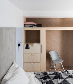 Leman Locke: апарт-отель в Лондоне • Интерьеры • Дизайн • Интерьер+Дизайн