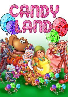 Candyland интро