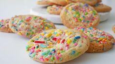 Strösselkakor Dorothy Day, Funfetti Cookies, Soul Food, Afternoon Tea, Tart, Frozen, Food And Drink, Sweets, Breakfast