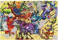 "Unintentional Radical Bjarne Melgaard On His ""Puppy Orgy Acid Party"" Store Image, Paintings, Puppies, Fine Art, Illustration, Artwork, Art, Cubs, Work Of Art"