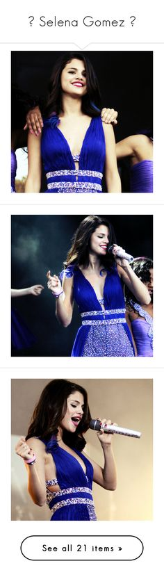 """""""♡ Selena Gomez ♡"""" by richardswrights ❤ liked on Polyvore"""
