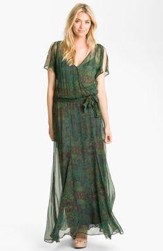 silk maxi dress - Google Search