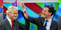 İşte Hollanda'nın skandal kararlarının nedeni...: Türkiye'ye karşı art arda skandal kararlar alan Hollanda'da, çarşamba günü seçim yapılacak. Yapılan son anketlere göre; aşırı sağcı Geeert Wilders önde gidiyor. Türkiye ve Müslüman karşıtlığı üzerine seçim kampanyasını kuran Wilders'i; Başbakan Rutte takip ediyor. YÜZDE 1 FARK VAR Anke...