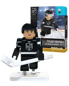 Must have product now available: Los Angeles Kings... Get it here! http://www.757sc.com/products/los-angeles-kings-tyler-toffoli-home-uniform-limited-edition-oyo-minifigure?utm_campaign=social_autopilot&utm_source=pin&utm_medium=pin