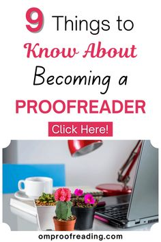 Make Money Online, How To Make Money, How To Become, Proofreader, Copywriting, Things To Know, Extra Money, Piggy Bank, Online Business