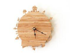 Home Sweet Home Clock