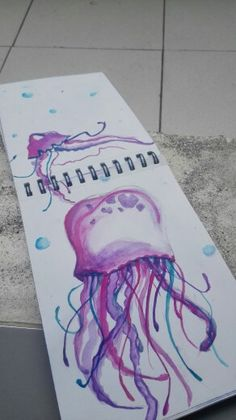 #medusas#wattercolors