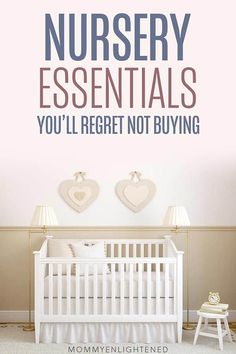 Nursery essentials for new moms can vary depending on your needs, but there are a few basics that are pretty necessary for every newborn. Here are some baby room products that you don't want to forget. Mom And Baby, Baby Kids, Last Minute Kostüm, Essentials, Thing 1, Pregnancy Health, Pregnancy Tips, Baby Arrival, Mom Advice