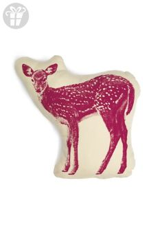Areaware Fawn Pillow Doll (*Amazon Partner-Link)