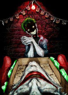 Dc Universe 535224736948749539 - Joker Source by cfauconet Art Du Joker, Le Joker Batman, Harley Quinn Et Le Joker, Der Joker, Gotham Batman, Batman Art, Best Villains, Joker Wallpapers, Batman Universe