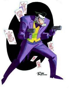Bruce Timm's Joker