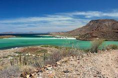 Bahia Concepcion, Baja California Sur, Mexico.
