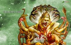 narasimha god images Download