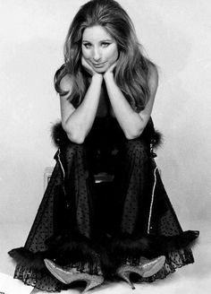 """I was a personality before I became a person—I am simple, complex, generous, selfish, unattractive, beautiful, lazy and driven."" —Barbra Streisand"