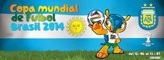 Con Lionel #Messi como punta de lanza, la albiceleste no deberá presentar ningún problema para clasificar a la siguiente ronda. ¿No lo creen? #Brasil2014