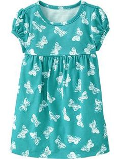 Printed Babydoll Dresses for Baby | Old Navy