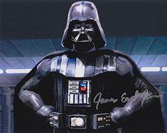 James Earl Jones (Star Wars) signed 8x10 photo @ niftywarehouse.com #NiftyWarehouse #Geek #Products #StarWars #Movies #Film