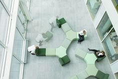 Break-out furniture | Break-out-Privacy areas | Ahrend Unit. Check it out on Architonic