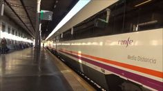 The railway station in Granada city, Andalusia, Spain Many, Many thanks for likes and subscription! :) Renfe train station Granada, Andalusia, Spain. More about trains in Spain and train stations