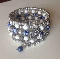 Niña Multi Strand Memory Wire Wrap Bracelet Nantucket Niña Multi Strand Memory Wire Wrap Bracelet Memory Wire Jewelry, Memory Wire Bracelets, Boho Jewelry, Beaded Jewelry, Jewelry Bracelets, Jewelry Design, Memory Wire Rings, Wrap Bracelets, Jewelry Ideas