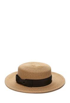 Island Girl Straw Panama Hat   FOREVER21 - 2000127522