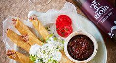 Maridaje con Rioja y comida mexicana callejera – Los Sabores de México y el mundo
