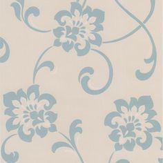 "Found it at Wayfair - Decadence Sharon 33' x 20.5"" Jacobean 3D Embossed Wallpaper"