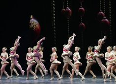 The Rockettes dance on stage at the Opening Performance of the Radio City Christmas Spectacular at Radio City Music Hall in New York City on November 13, 2014.  FULL GALLERY: http://upi.com/3176658
