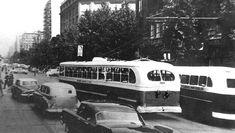 The Trolleybuses of Santiago
