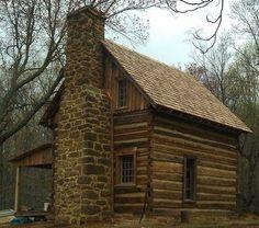 Resultado de imagem para railroad tie cabin