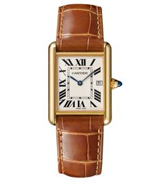 No fashion girl's wardrobe is complete without the (no-so) basics. Here's a jewelry capsule wardrobe you need before you buy anything else. Cartier Santos, Vintage Cartier Watch, Cartier Love Bangle, Vintage Military Watches, Vintage Watches, Hermes, Most Popular Watches, Cartier Panthere, Tank Watch