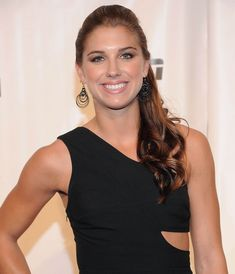 The Best Dressed Athletes In Sports  Alex Morgan, US Women's National Soccer Team