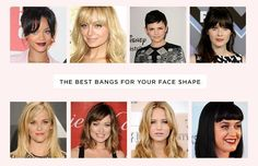 200 Best Hairstyles For Square Oval Faces Images Oval Faces