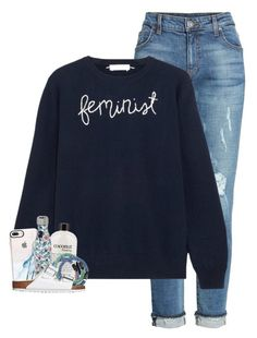 """""""at the end of the day, we can endure much more than we think we can"""" by worthyofgrace ❤ liked on Polyvore featuring KUT from the Kloth, Lingua Franca, Casetify, philosophy, Liberty and Birkenstock"""