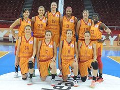 GALATASARAY ODEABANK Event Guide, Team Photos, Competition, Basket, Profile, Photo And Video, Women, User Profile, Team Pictures